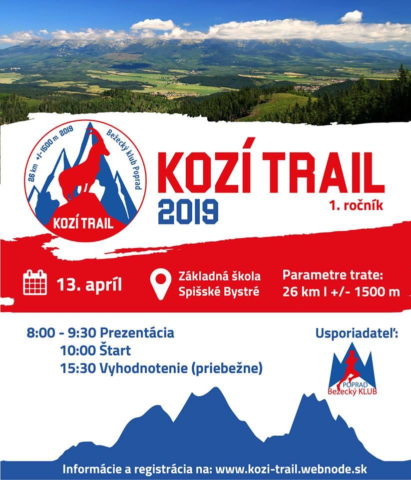 kozí trail
